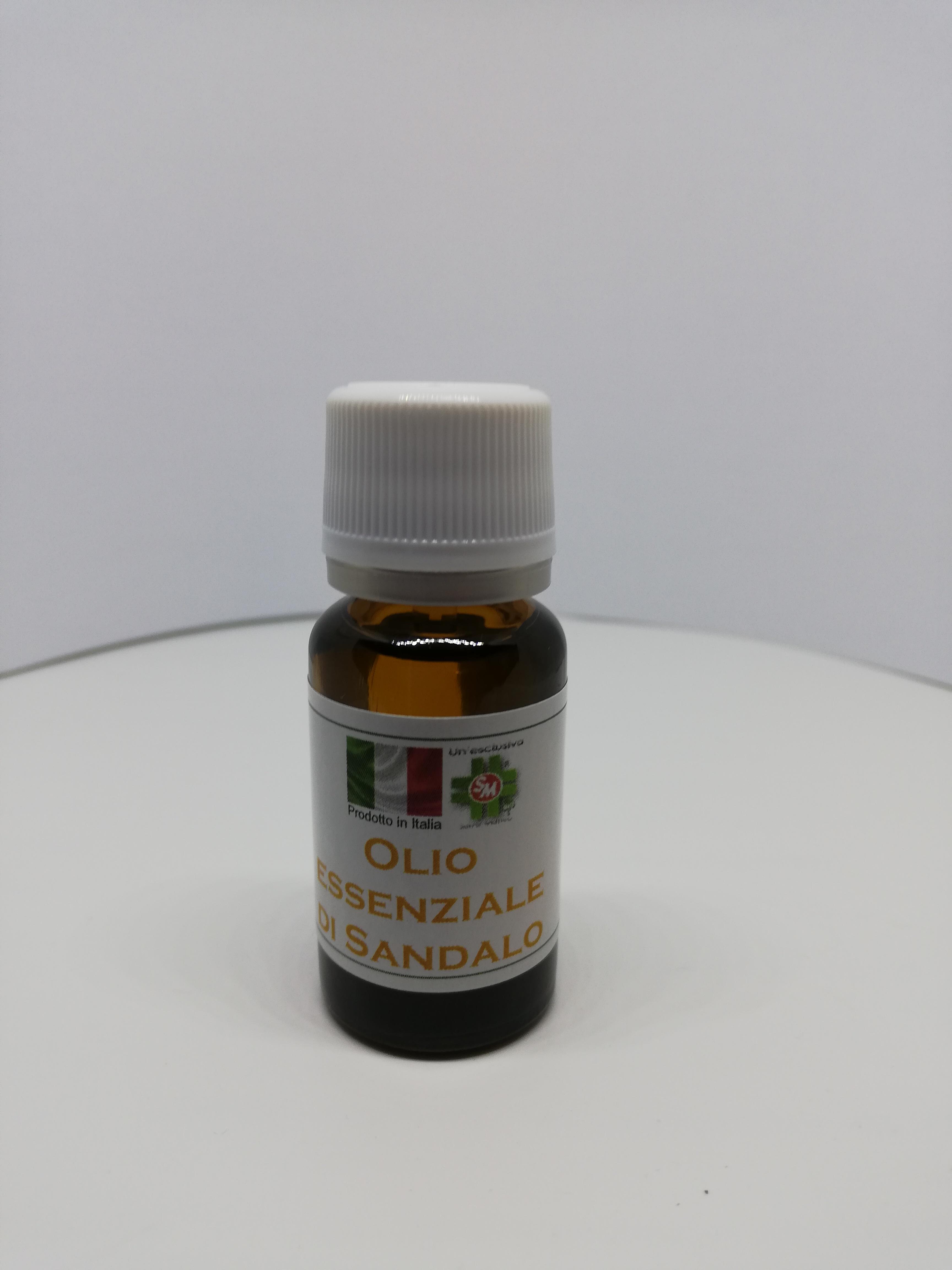 Natura di 10 essenziale Cura sandalo mlLa ti olio E29IDH